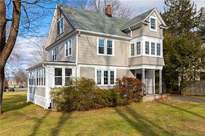 Ridgefield Single Family Home For Sale: 12 Bryon Avenue