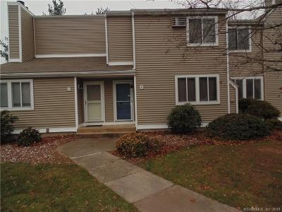 Tolland County Condo/Townhouse For Sale: 60 Old Town Road #34