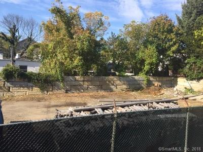 Stamford Residential Lots & Land For Sale: Cove Road (Adjacent To 796 Cove) Road