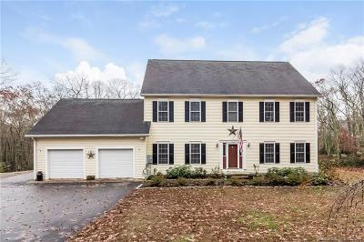 Waterford Single Family Home For Sale: 98 Butlertown Road