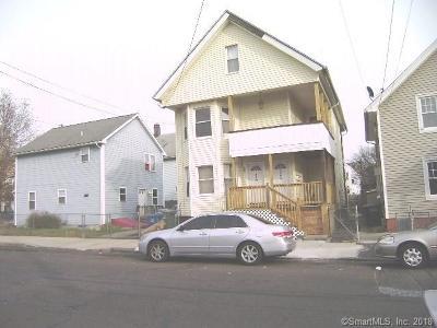 Bridgeport Multi Family Home For Sale: 644 Hallett Street