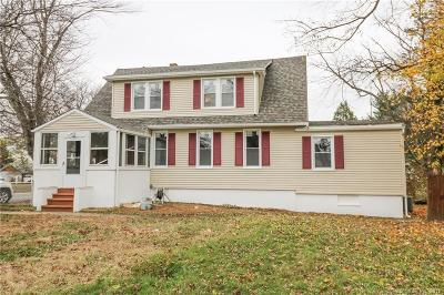 Bridgeport Single Family Home For Sale: 1286 Sylvan Avenue