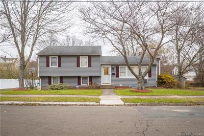 Hamden Single Family Home For Sale: 25 Hearn Lane