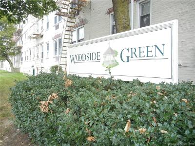 Stamford Condo/Townhouse For Sale: 120 Woodside Green #1A