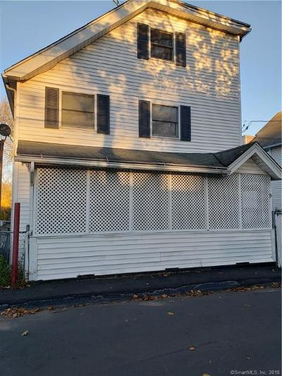 Norwalk Single Family Home For Sale: 3 Kossuth Street