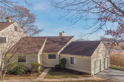 Old Saybrook Condo/Townhouse For Sale: 145 Sandy Point Road #145