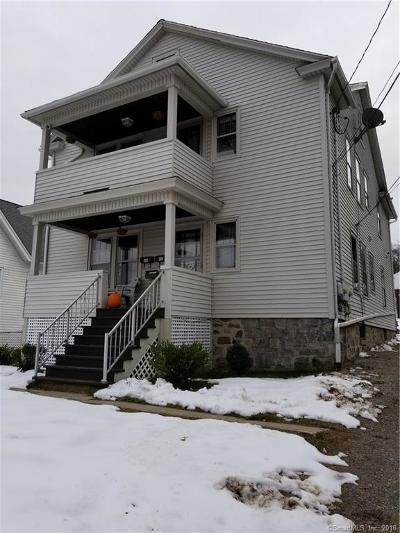 Waterbury Multi Family Home For Sale: 39 Starview Avenue