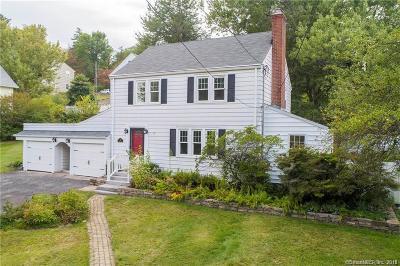 West Hartford Single Family Home For Sale: 45 Everett Avenue