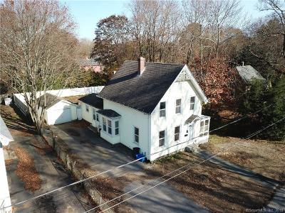 Windham County Single Family Home For Sale: 22 Fairview Street