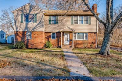 Southington Single Family Home For Sale: 20 Coolidge Street