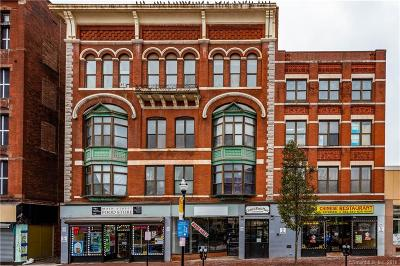 New Britain Condo/Townhouse For Sale: 242 Main Street #16