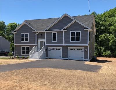 Plainville Single Family Home For Sale: 244 Unionville Avenue