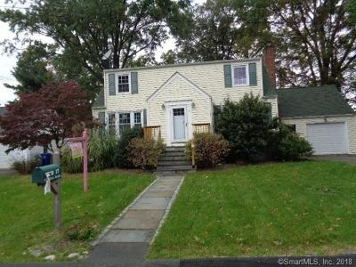 Norwalk Single Family Home For Sale: 17 Folwell Road