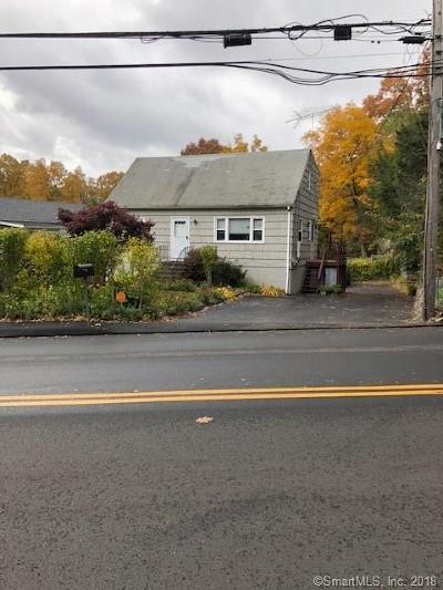 Norwalk CT Single Family Home For Sale: $420,000