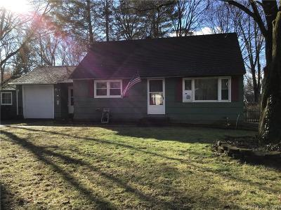 New Haven County Single Family Home For Sale: 21 Beechwood Drive