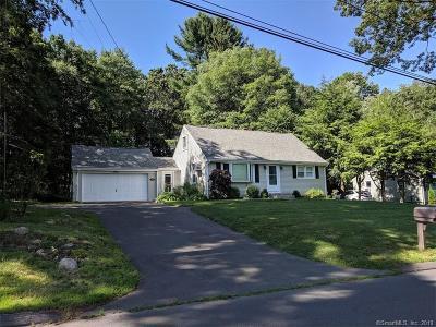 Southington Single Family Home For Sale: 169 De Fashion Street