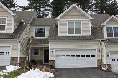 Middlebury CT Condo/Townhouse For Sale: $369,900