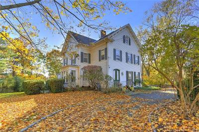 Westport Single Family Home For Sale: 244 Greens Farms Road
