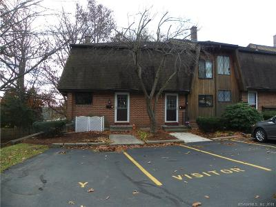 Southington Condo/Townhouse For Sale: 253 West Street #3Y