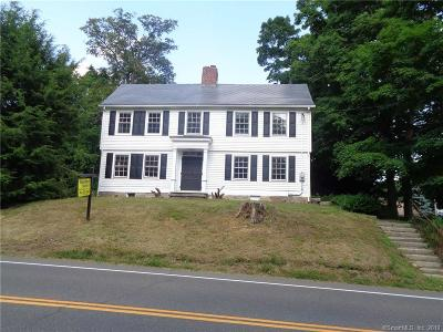Watertown CT Single Family Home For Sale: $309,900