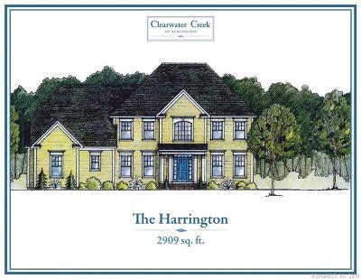 Burlington Single Family Home For Sale: W. Ledge Road