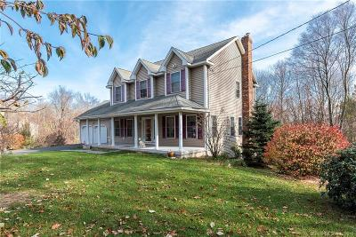 Oxford Single Family Home For Sale: 40 Towantic Hill Road