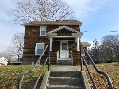 Norwich Single Family Home For Sale: 444 New London Turnpike