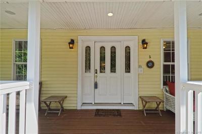 Bethany Single Family Home For Sale: 8 Horseshoe Hill Road