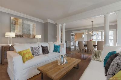 New Canaan Condo/Townhouse For Sale: 132 Millport Avenue #132