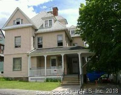 Waterbury Multi Family Home For Sale: 144 Prospect Street