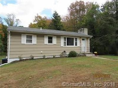 Waterford Single Family Home For Sale: 80 North Road