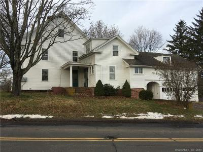 Berlin CT Single Family Home For Sale: $210,000