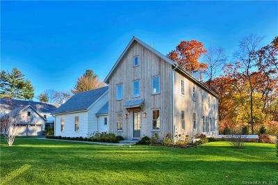 Norwalk Single Family Home For Sale: 329 Chestnut Hill Road #6