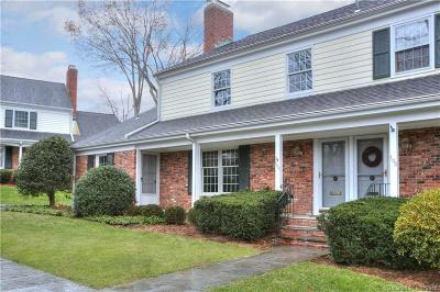 New Canaan Condo/Townhouse For Sale: 105 Seminary Street #.