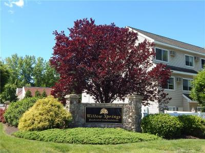 Litchfield County Condo/Townhouse For Sale: 237 Willow Springs #237