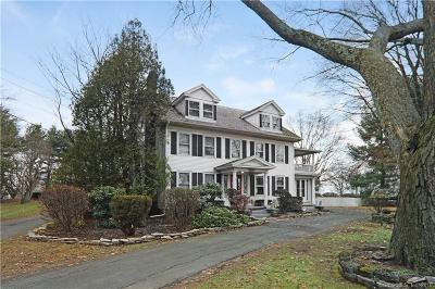 Wallingford Rental For Rent: 180 Cook Hill Road