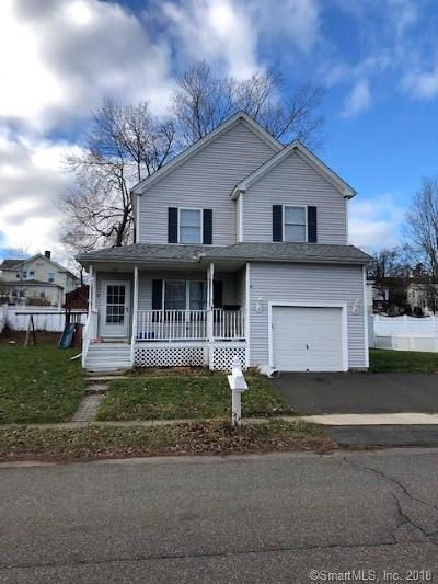 Wallingford Single Family Home For Sale: 7 Lendler Lane