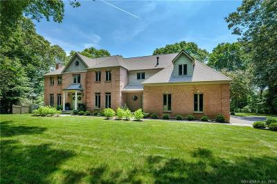 Old Lyme Single Family Home For Sale: 7 Clarks Lane