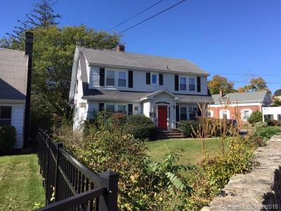 New London Single Family Home For Sale: 391 Ocean Avenue