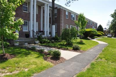 Stamford Condo/Townhouse For Sale: 53 Standish Road #2