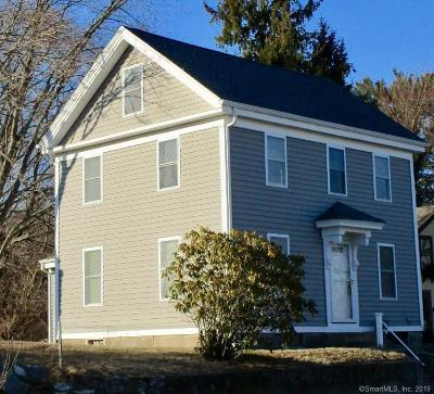 Stonington CT Single Family Home For Sale: $230,000