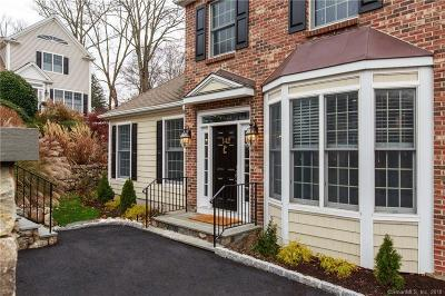 New Canaan Condo/Townhouse For Sale: 142 Harrison Avenue