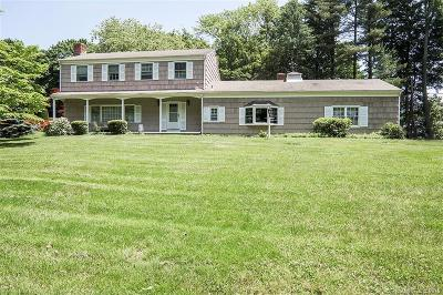 Norwalk Single Family Home For Sale: 40 Fox Run Road