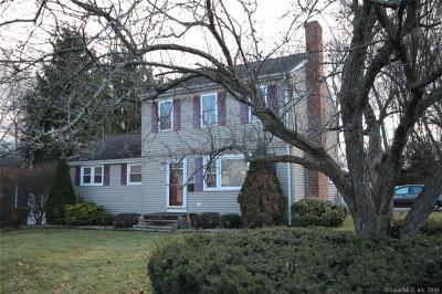 Wethersfield Single Family Home For Sale: 127 Dale Road