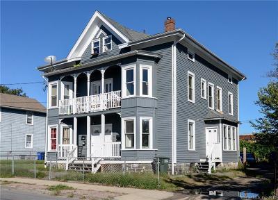 Bridgeport Multi Family Home For Sale: 1120 Central Avenue
