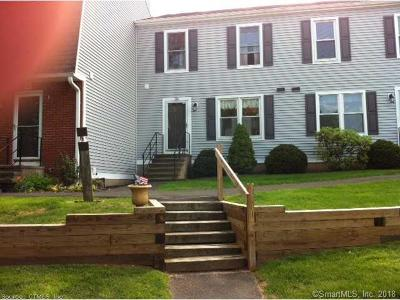Wallingford CT Condo/Townhouse For Sale: $199,500