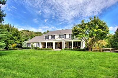 Westport CT Single Family Home For Sale: $1,575,000