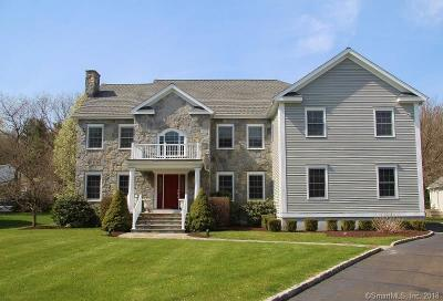 Norwalk CT Single Family Home For Sale: $850,000