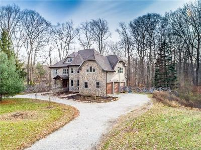 Wilton Single Family Home For Sale: 1 Rocky Brook Road