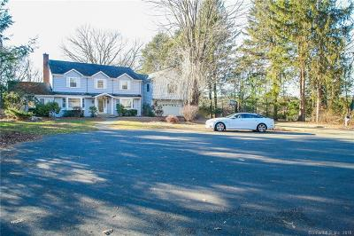 Weston Single Family Home For Sale: 55 Blueberry Hill Road